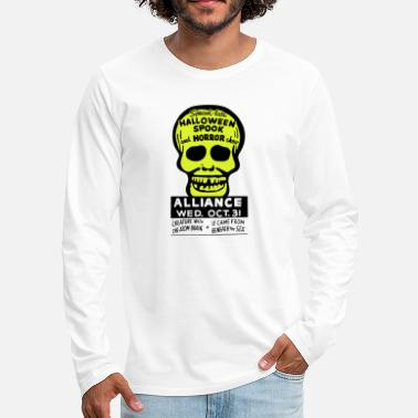 Special Late Spook and Horror Show - Men's Premium Longsleeve Shirt