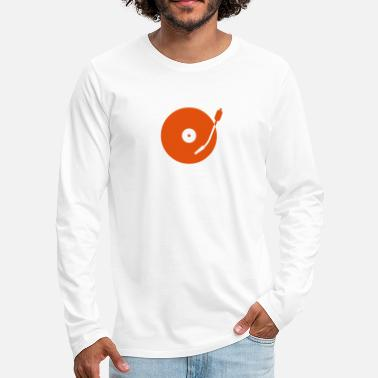 Turntable turntable - T-shirt manches longues premium Homme