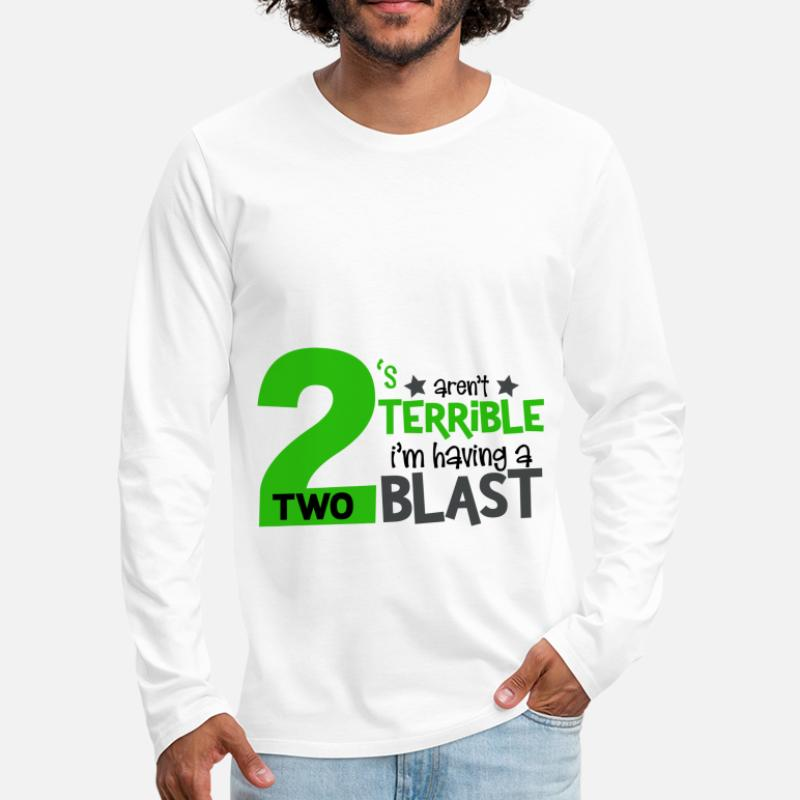 Shop Terrible Long Sleeved Shirts Online Spreadshirt
