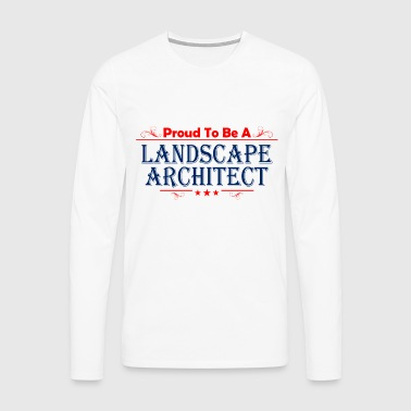 Landscape architect - Men's Premium Longsleeve Shirt