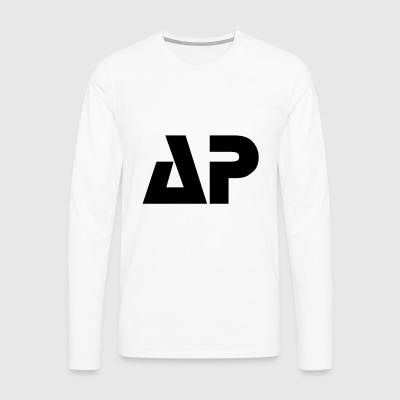 AP Black - Men's Premium Longsleeve Shirt