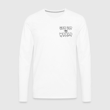 sicksadworld - Men's Premium Longsleeve Shirt