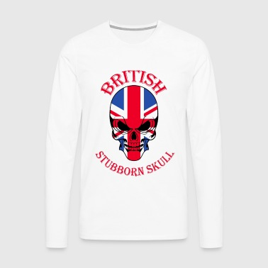 UK Style - Men's Premium Longsleeve Shirt