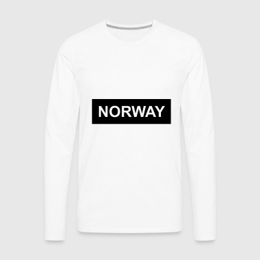 Norway - Men's Premium Longsleeve Shirt