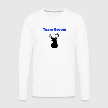 stag party - Men's Premium Longsleeve Shirt