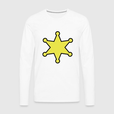 2541614 14765571 sheriff star - Men's Premium Longsleeve Shirt