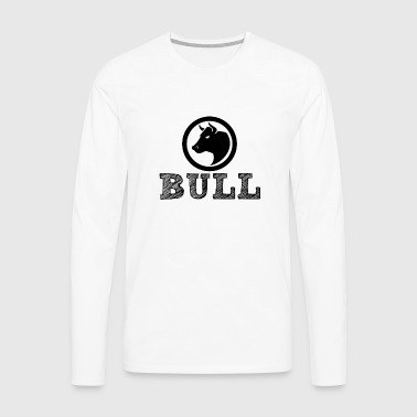 Bull Market - Stock Market Stocks Money Finance - Men's Premium Longsleeve Shirt