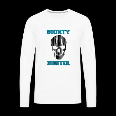 Bounty_Hunter_blue - Mannen Premium shirt met lange mouwen