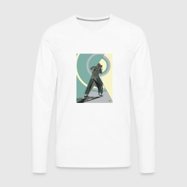 rap - Men's Premium Longsleeve Shirt