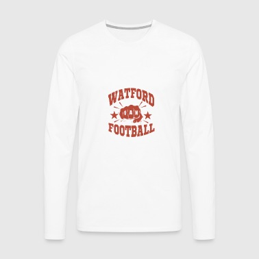 Watford Football Fan - Men's Premium Longsleeve Shirt