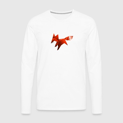 Little fox - Men's Premium Longsleeve Shirt