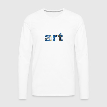art - Men's Premium Longsleeve Shirt