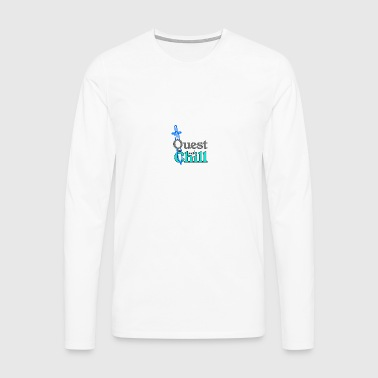 Quest and Chill - Men's Premium Longsleeve Shirt