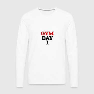 Day Gym Demain - T-shirt manches longues Premium Homme