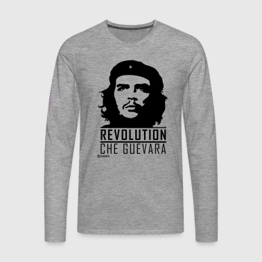 Che Guevara Revolutionary - Men's Premium Longsleeve Shirt