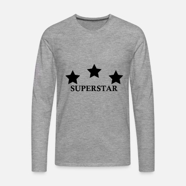 Superstar SUPERSTAR - T-shirt manches longues Premium Homme
