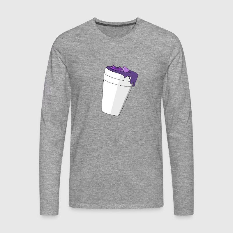 codeine Crazy - Men's Premium Longsleeve Shirt