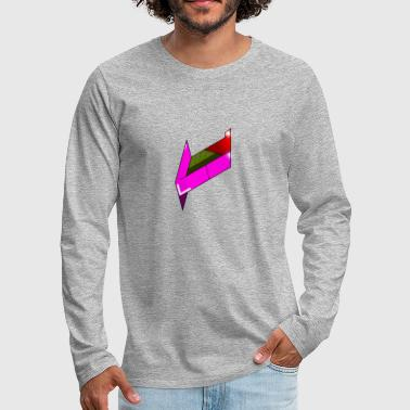 Futuristic fruit - Men's Premium Longsleeve Shirt