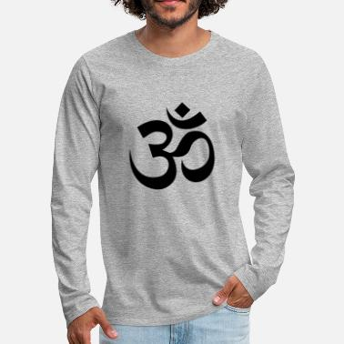 Om Om - T-shirt manches longues Premium Homme