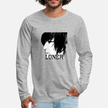Emo emo - T-shirt manches longues Premium Homme