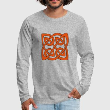Celtic knot Celtic knot - Men's Premium Longsleeve Shirt