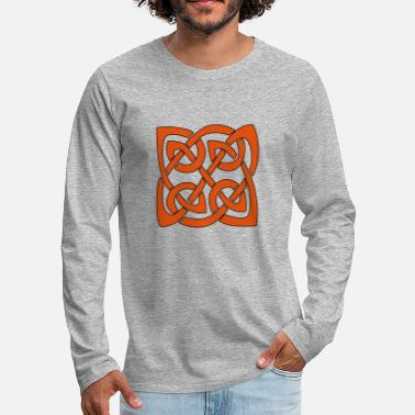 Celtic Knot Celtic knot Celtic knot - Men's Premium Longsleeve Shirt