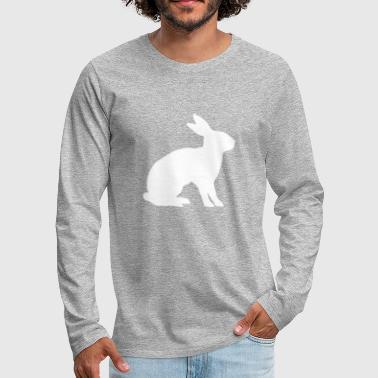 White Rabbit White Rabbit - Men's Premium Longsleeve Shirt