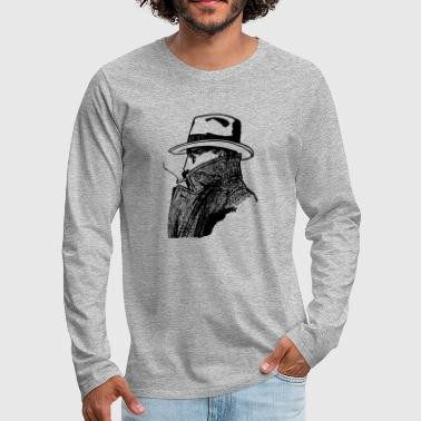 gangster - Men's Premium Longsleeve Shirt
