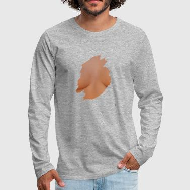 Torn shirt - Men's Premium Longsleeve Shirt
