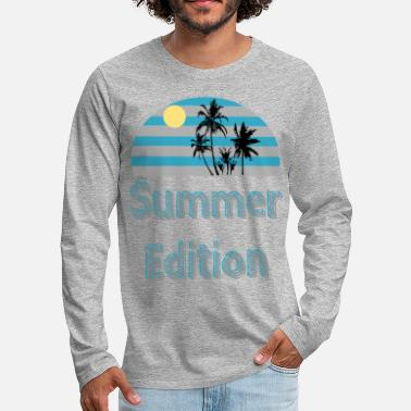 Awesome Summer Edition - summer / trend / cool - Men's Premium Longsleeve Shirt