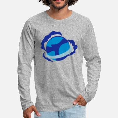 Blue Planet - Men's Premium Longsleeve Shirt