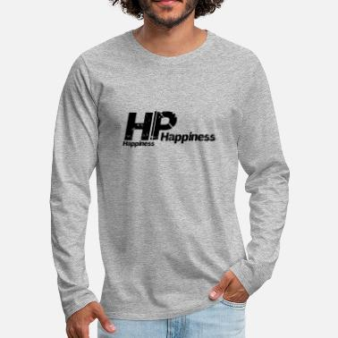 Happiness HP Happiness Happiness - Mannen premium longsleeve
