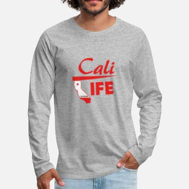 Californie Californie - Californie - T-shirt manches longues premium Homme