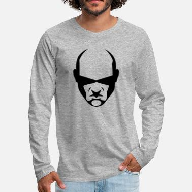 balded head - Men's Premium Longsleeve Shirt