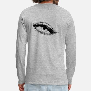 Real Eyes, Real Lies, Realize Eye - Men's Premium Longsleeve Shirt