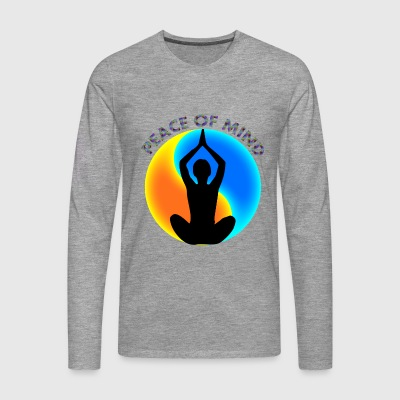 meditation - Men's Premium Longsleeve Shirt