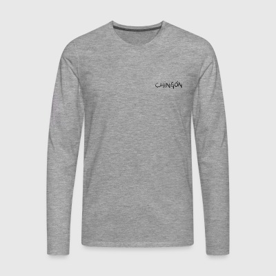 Chingón - Men's Premium Longsleeve Shirt