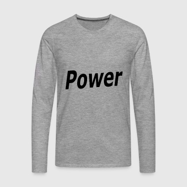 15Power - Men's Premium Longsleeve Shirt