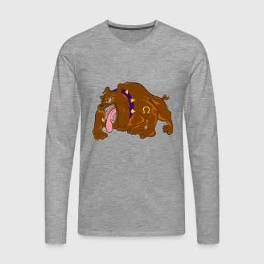 bulldog 309162 960 720 - Men's Premium Longsleeve Shirt