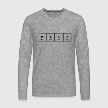 Cheers - Men's Premium Longsleeve Shirt