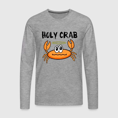 Holy Crab - Men's Premium Longsleeve Shirt