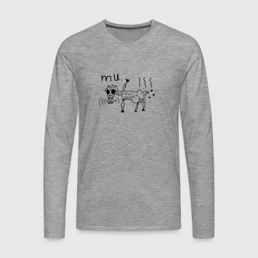 Cow - Men's Premium Longsleeve Shirt