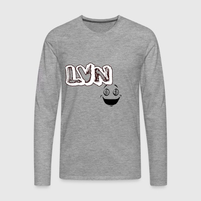 logo Test - Men's Premium Longsleeve Shirt