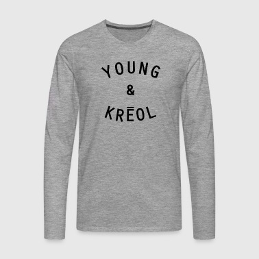 YOUNG & KRÉOL - Men's Premium Longsleeve Shirt