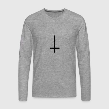 cross - Men's Premium Longsleeve Shirt