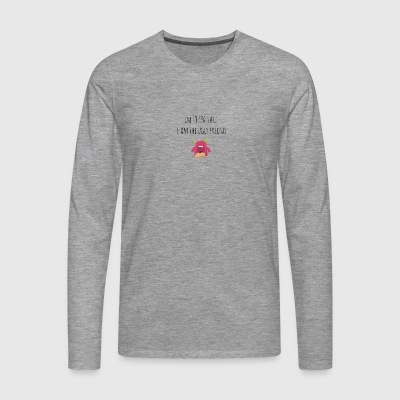 The ugly friend - Men's Premium Longsleeve Shirt