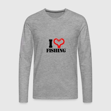 fish - Men's Premium Longsleeve Shirt
