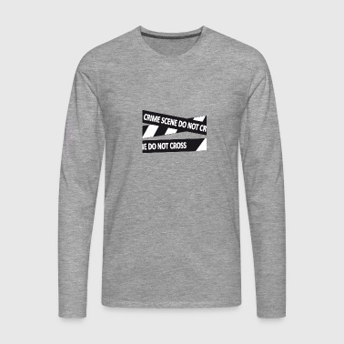 Crimescene - Men's Premium Longsleeve Shirt