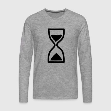 hourglass - Men's Premium Longsleeve Shirt
