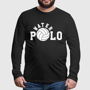 Water Polo - Men's Premium Longsleeve Shirt